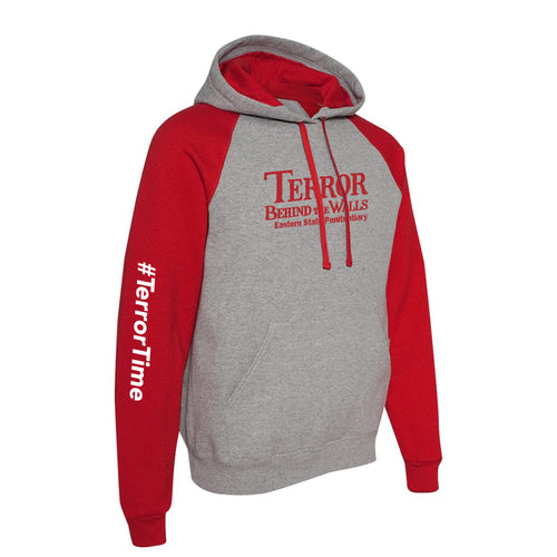 Terror Behind the Walls Pullover Hoodie
