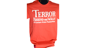 Red Terror Behind the Walls T-Shirt