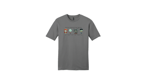 TBTW Characters T-Shirt