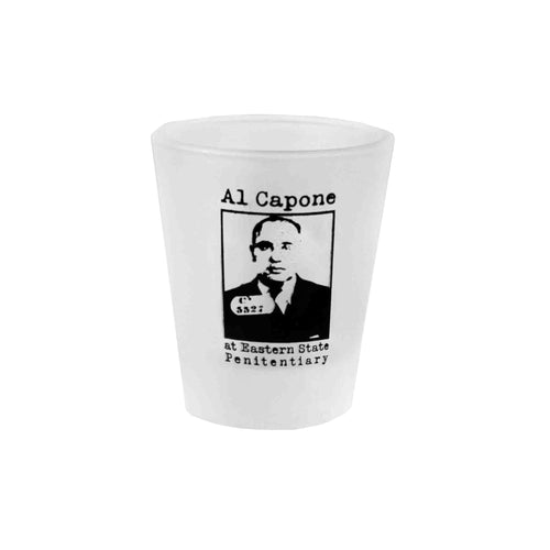 Al Capone Shot Glass