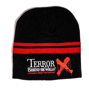Terror Behind the Walls Knit Hat