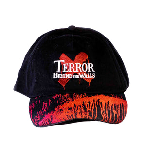 Terror Behind the Walls Baseball Hat