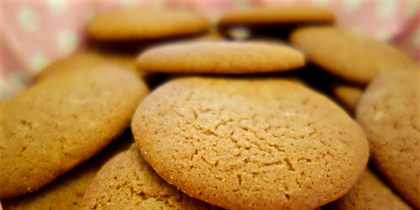 Traditional Ginger Biscuits