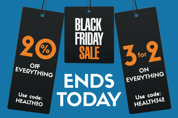 Black Friday - PureXtracts