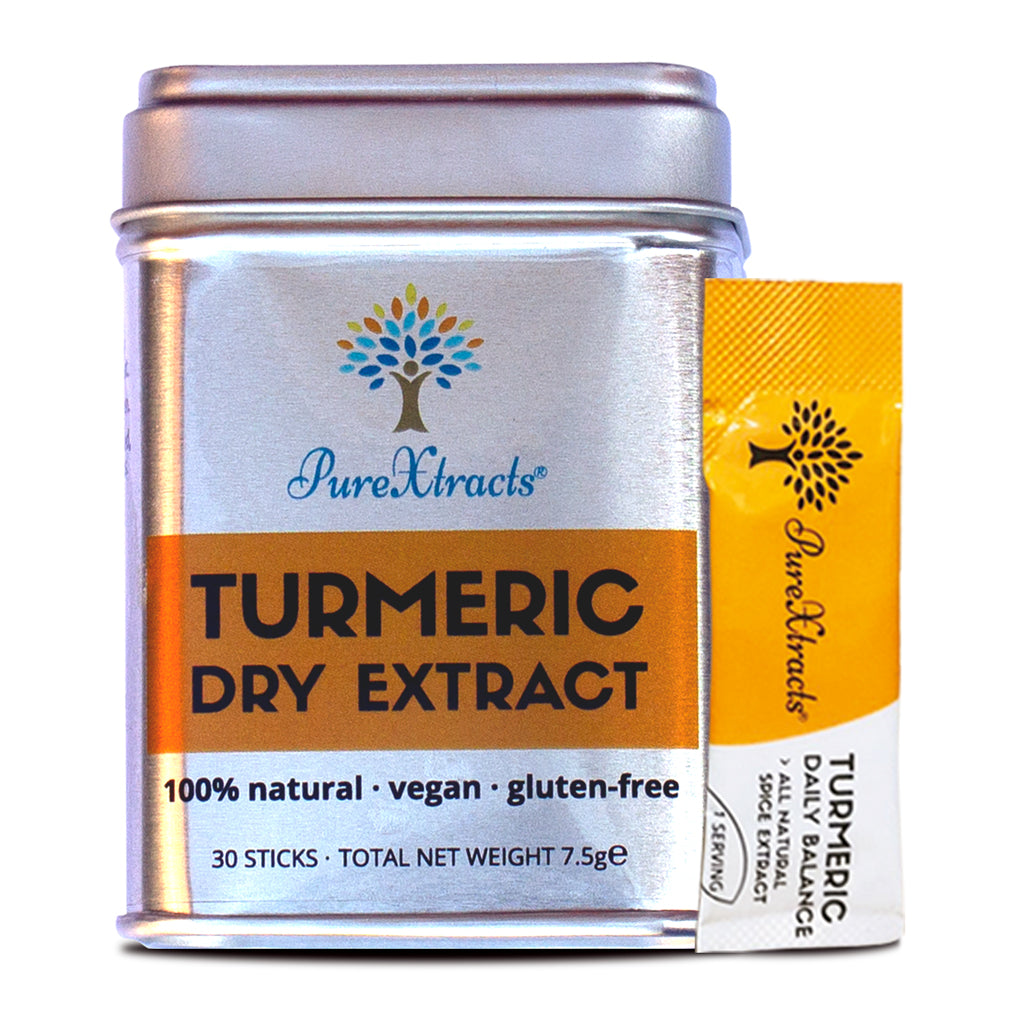Turmeric Daily Balance - 30 Stickpacks - PureXtracts