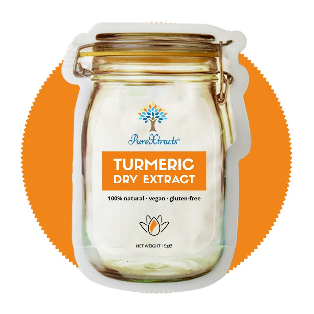Turmeric Dry Extract - PureXtracts