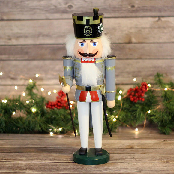 Nutcracker - Official, Grey with Gold Accent