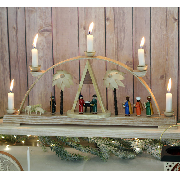 Nativity Schwibbogen