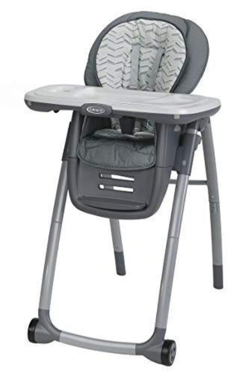 Graco Table2Table Premier Fold 7-in-1 Convertible High Chair, Landry, One Size