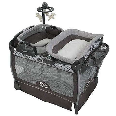 Graco Pack 'n Play Nearby Napper Playard, Kai