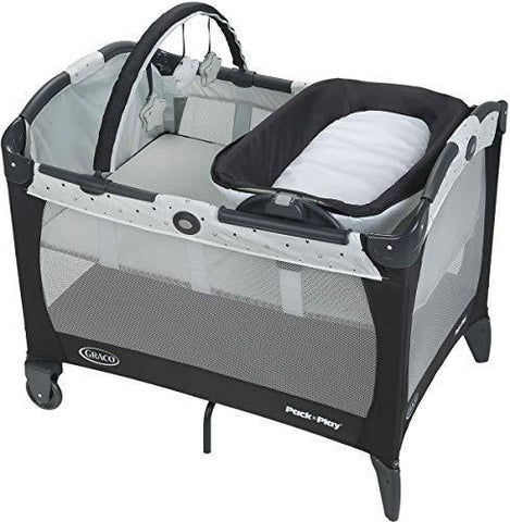 Graco Pack 'n Play Playard with Reversible Napper and Changer (Aster)
