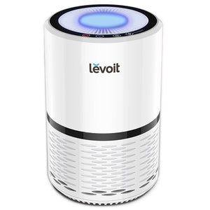 Levoit LV-H132 Air Purifier for Home with True HEPA Filter, Odor Allergies Eliminator for Smokers, Smoke, Dust, Mold, Pets, Air Cleaner