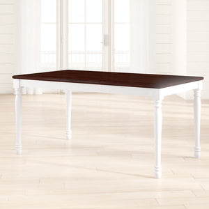 Tanner Extendable Dining Table by Beachcrest Home