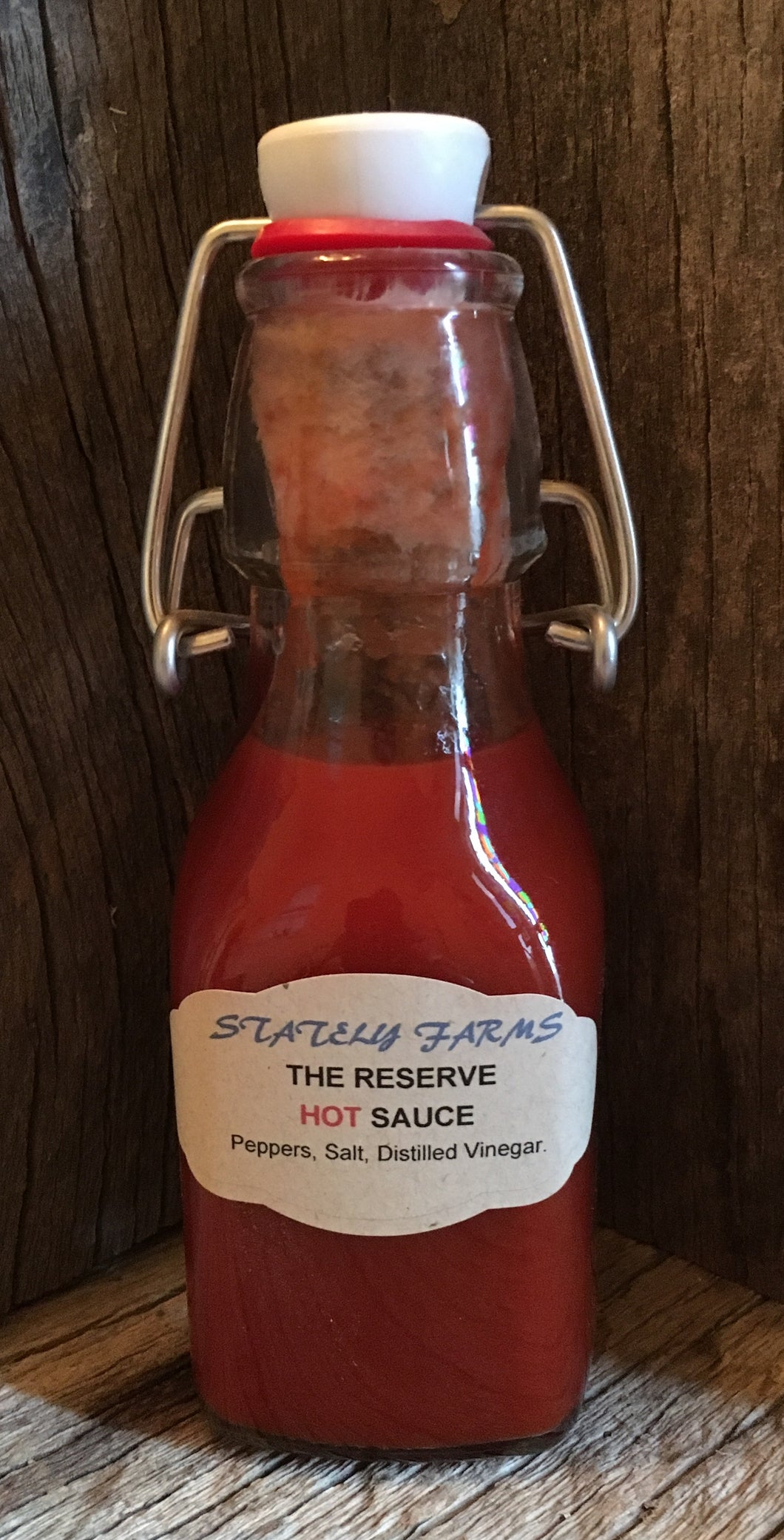 The Reserve Hot Sauce