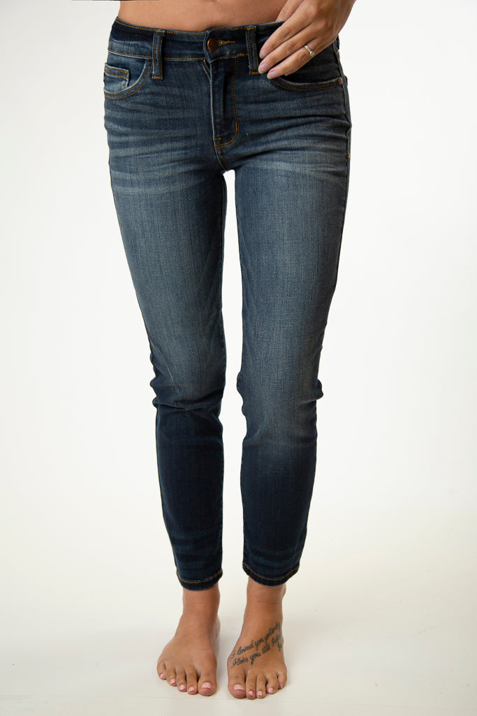 Relaxed Fit Denim