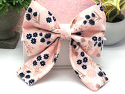 Dog Collar Girly Bow Tie | FURBELOW Canine Designs