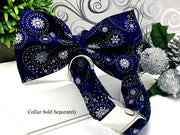 Dog Collar Bow Tie - Choose Your Design