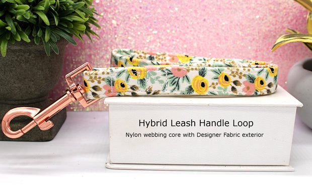 "1"" Width Fabric Handle Loop for Hybrid Interchangeable Dog Leash"