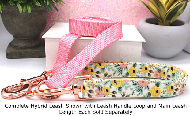"5/8"" Width Fabric Handle Loop for Hybrid Interchangeable Dog Leash"
