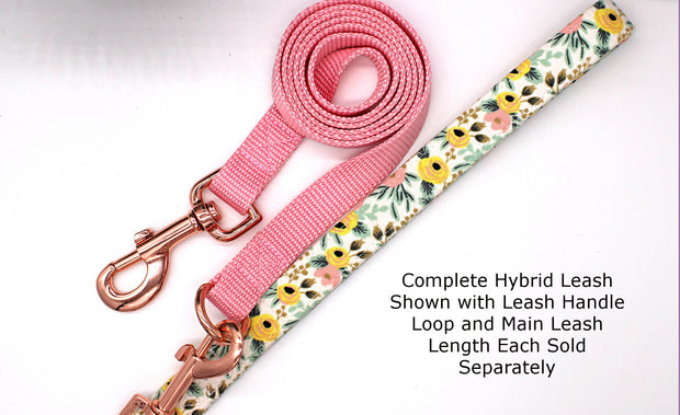 "3/4"" Width Fabric Handle Loop for Hybrid Interchangeable Dog Leash"