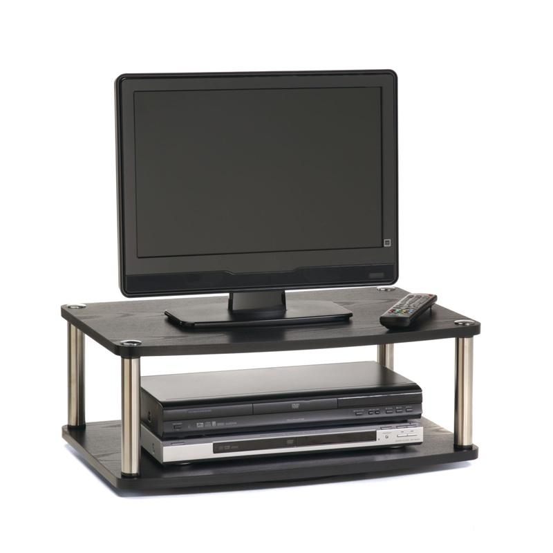 2-Tier Swivel TV Stand / TV Turntable Swivel Board