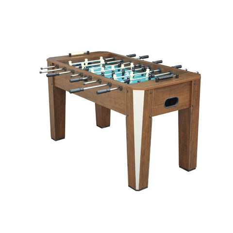 Official 5 Ft Woodgrain Foosball Table