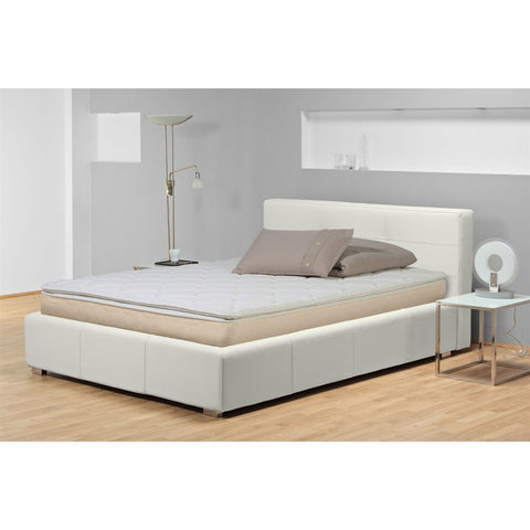 Queen size 10-inch High Profile Pillow Top Innerspring Mattress - Plush