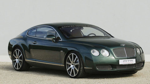 Bentley Continental GT (W12 560PS)