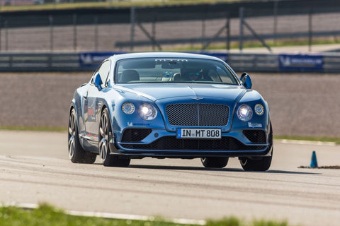 New Continental GTC (2012+)