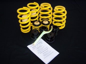 MTM-SPRING KIT INDIVIDUAL ADJUSTABLE A4 B9 FRONT station wagon VA 20-45 / HA 20-45mm without DRC