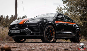MTM ECU conversion Stage 4 Lamborghini Urus 1001 hp