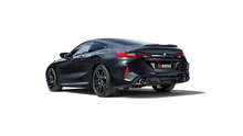 Load image into Gallery viewer, Akrapovic BMW M8 Coupe/Cabriolet (F91/F92) Evolution Line Cat Back (Titanium)