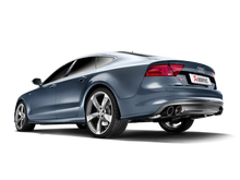 Load image into Gallery viewer, Akrapovic Evolution Cat-Back Titanium Exhaust - C7 Audi | S6 | S7