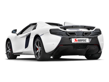 Load image into Gallery viewer, Akrapovic Slip-On Line Titanium McLaren 650S | 650S Spyder 15-17