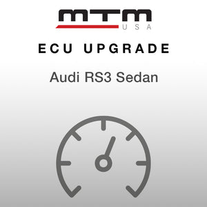 PERFORMANCE UPGRADE AUDI RS3 8V 2017