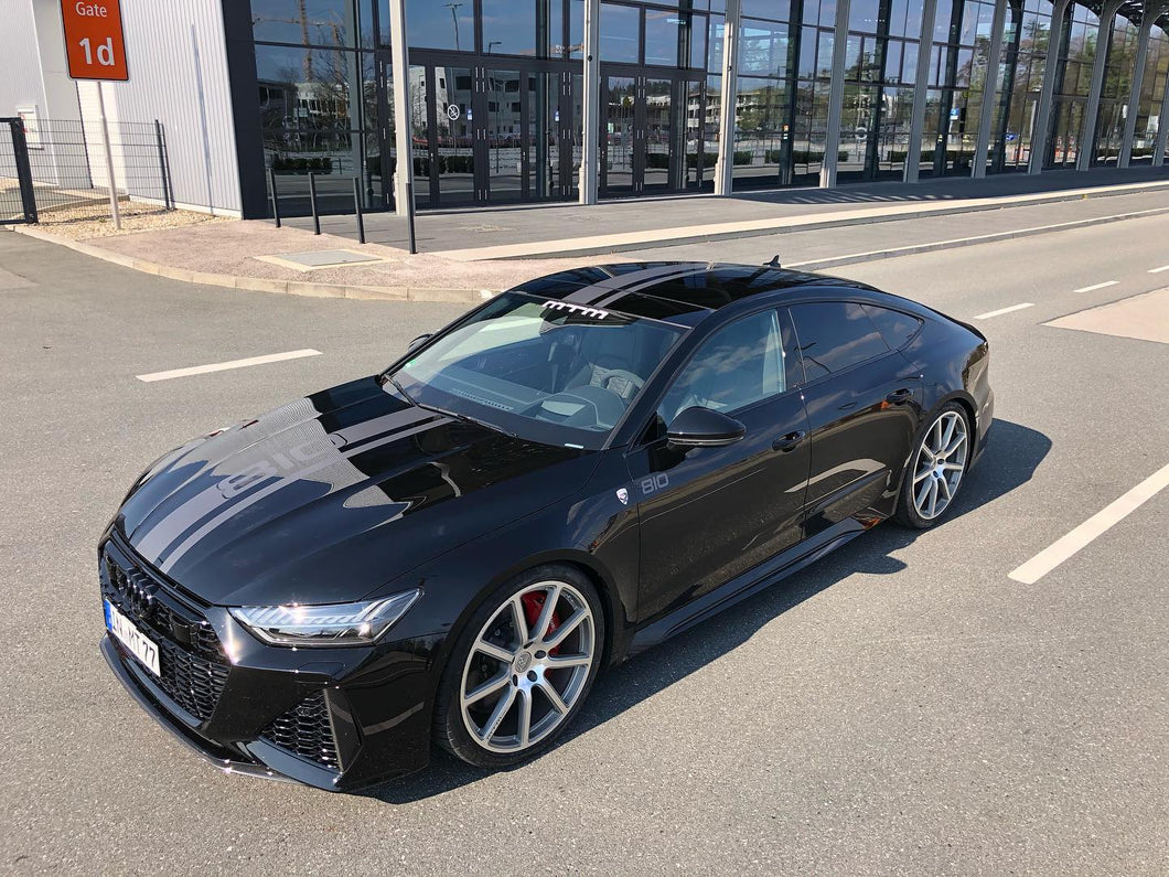 MTM ECU conversion stage 2 Audi RS7 C8 810 hp incl. catback exhaust by MTM