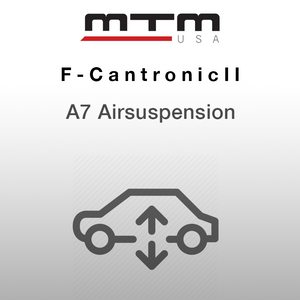 F-CANTRONIC II AUDI A7 FOR AIR SUSPENSION
