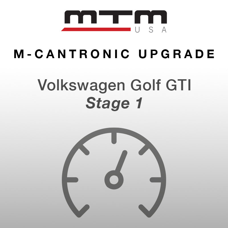 M-CANTRONIC GOLF VII GTI 2,0 TFSI 300 HP (221 KW)