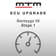 Load image into Gallery viewer, MTM ECU CONVERSION STAGE 1 BENTAYGA V8 685 HP