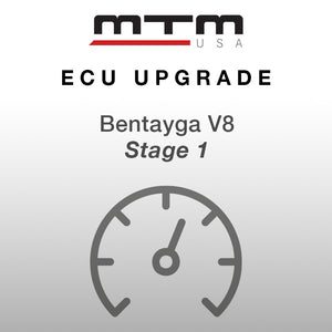 MTM ECU CONVERSION STAGE 1 BENTAYGA V8 685 HP