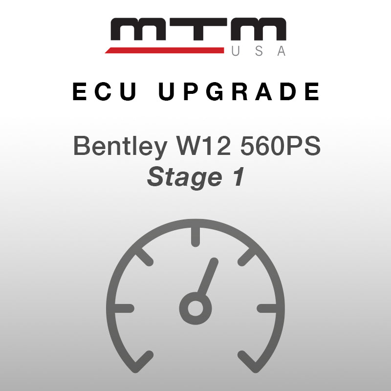 PERFORMANCE UPGRADE BENTLEY CONTINENTAL GT