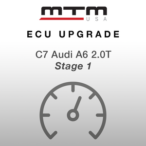 PERFORMANCE UPGRADE A6 C7 2,0 TFSI 290 HP(213kW)