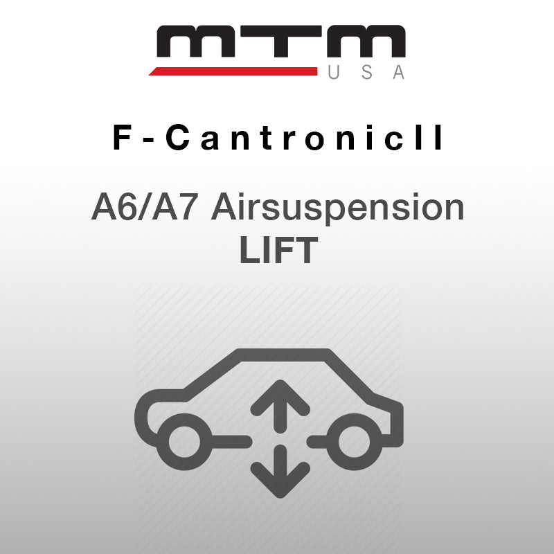 F-CANTRONIC II OFFROAD LIFT CA. +20 MM