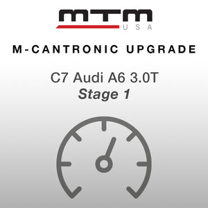 M-CANTRONIC AUDI A6 C7 3,0TFSI 410 HP vMax (Pre-Facelift)