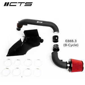 CTS TURBO 3″ AIR INTAKE SYSTEM FOR 1.8TSI/2.0TSI B-CYCLE ENGINE (EA888.3 NON-MQB)