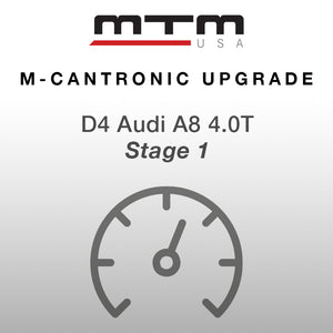 M-CANTRONIC AUDI A8 D4 4,0 TFSI 555 HP (409 KW)