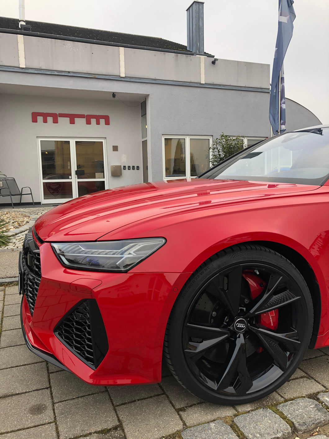 MTM ECU conversion stage 2 Audi RS6 C8 810 hp incl. catback exhaust by MTM