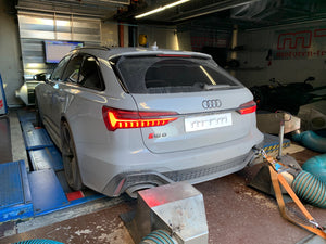 Performance Upgrade Audi RS6 C8