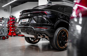 MTM ECU conversion Stage 1 Lamborghini Urus 740 hp