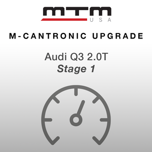 M-CANTRONIC Q3 2,0 TFSI 270 HP (199 KW)